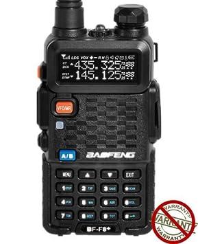 BaoFeng BF F8 2nd Gen UV 5R Dual Band 136 174 400 520 MHz