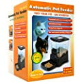 PAW Large Capacity Automatic Programmable Pet Feeder