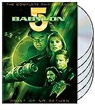 Babylon 5: Complete Third Season [DVD] [2009] [Region 1] [US Import] [NTSC]