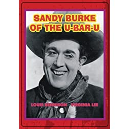 Sandy Burke of The U-Bar-U