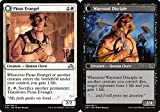 Magic: the Gathering - Pious Evangel // Wayward Disciple - Shadows Over Innistrad