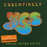 Essential Yes (The Ladder/Talk/Open Your Eyes/Magnification/Live At Montreux 2003) by Eagle Records