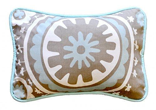 New Arrivals Accent Pillow, Picket Fence