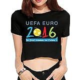 xj-cool Mujer Bienvenido Euro 2016Francia marca