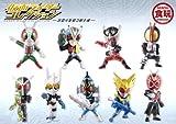 仮面ライダーコレクション2 次世代を担う戦士編 10個入 BOX (食玩)