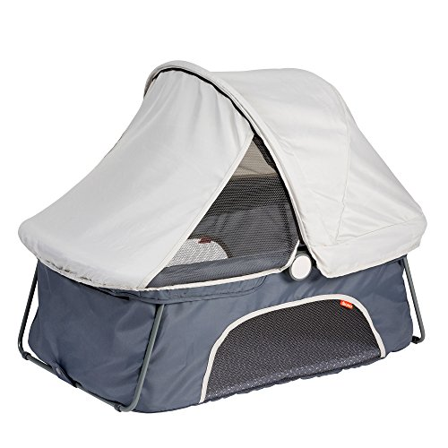 Great Deal! Diono Dreamliner Travel Bassinet, Grey