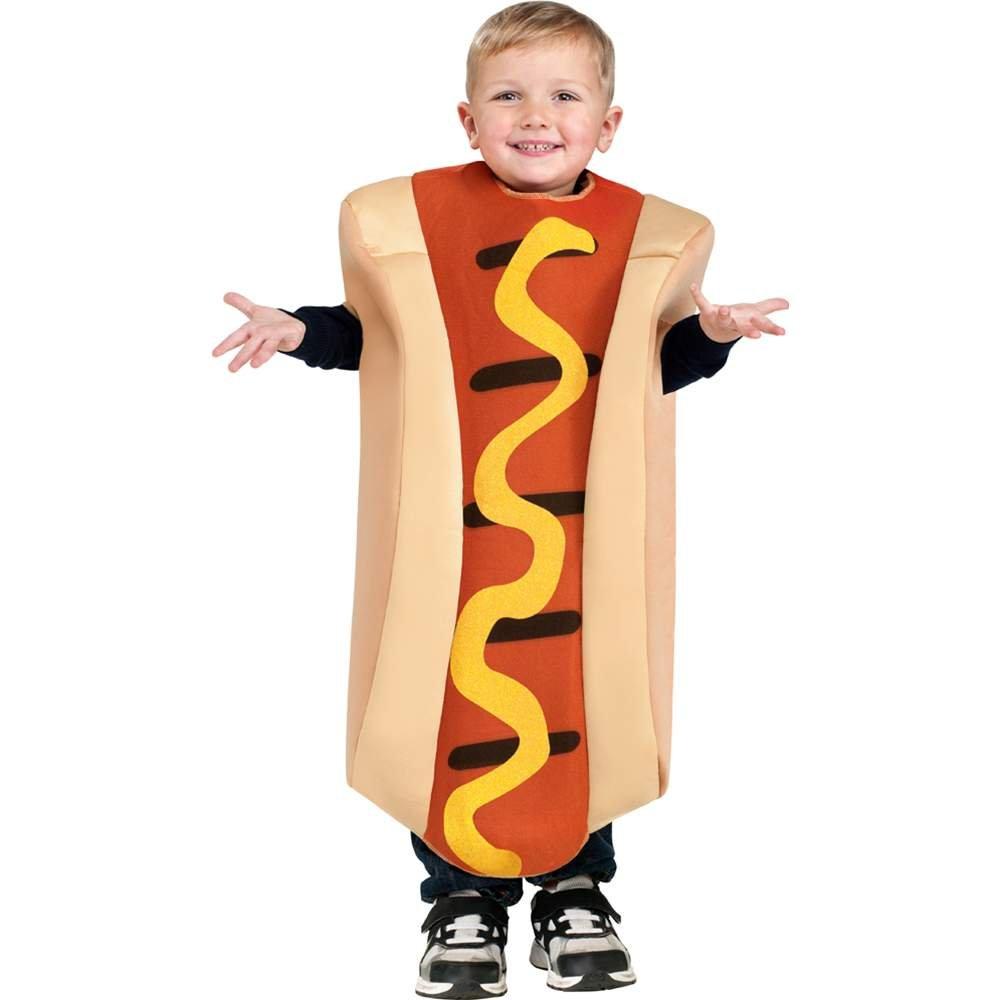 Hot Dog Halloween Costume Hot Dog Costume