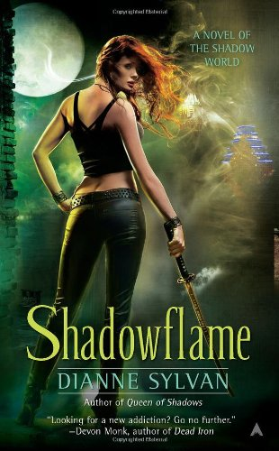 Image of Shadowflame (A Novel of the Shadow World)