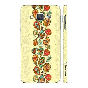 Enthopia Designer Hardshell Case Indian Motive Back Cover for Samsung Galaxy A7 2015