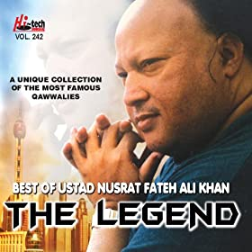 Best Of Ustad Nusrat Fateh Ali Khan (The Legend) Vol. 242