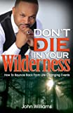 Dont Die In Your Wilderness: How To Bounce Back From Life Changing Events