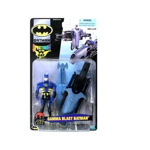 Batman: Spectrum of the Bat Gamma Blast Batman Action Figure
