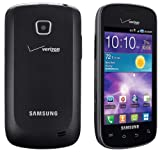 Samsung Illusion Prepaid Phone, Platinum (Verizon Wireless)