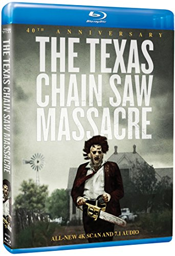 Blu-ray : The Texas Chain Saw Massacre (Anniversary Edition)