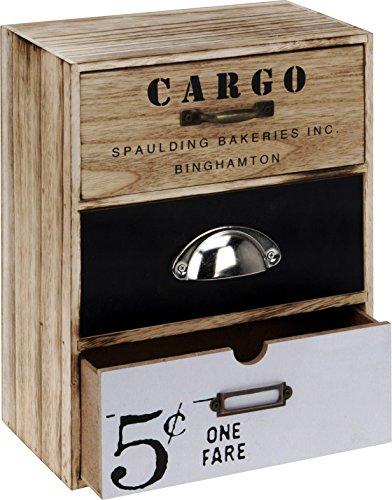 Schrank-Cargo-klein-301x226x122-cm-Holz-3-Schubfcher-mit-Metallgriffen