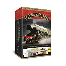 Flying Scotsman Memorabilia Set