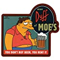 The Simpsons - Rent Beer Decal