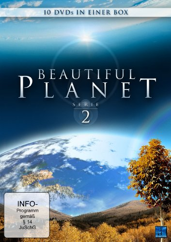 Beautiful Planet Series 2 10 DVDs Edizione Germania PDF