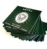 銀 シルバー クリーナー 専用 布 ポリッシュ クロス セット ピアス ネックレス クロムハーツ 磨き (30枚)