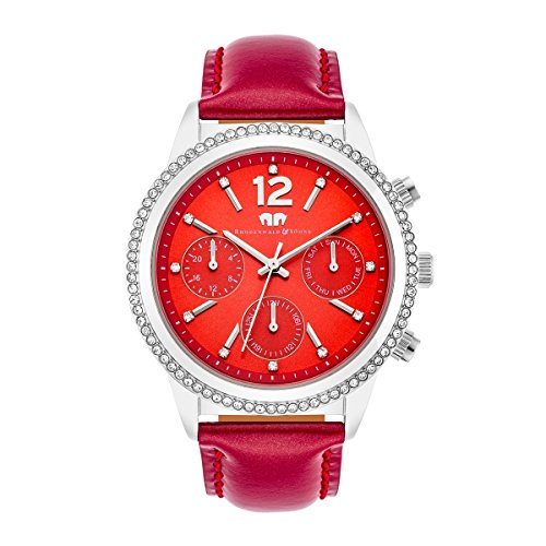 Rhodenwald & Söhne Flavia Montre femme multifonctions S/RED 5 ATM 10010209