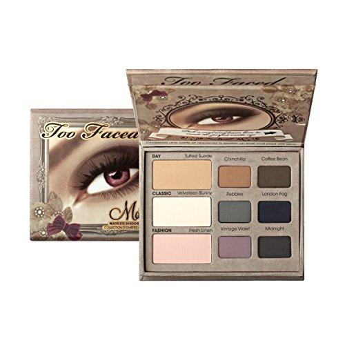 Too Faced Matte Eye Eye Shadow Collection トゥフェイス アイシャドー 並行輸入品
