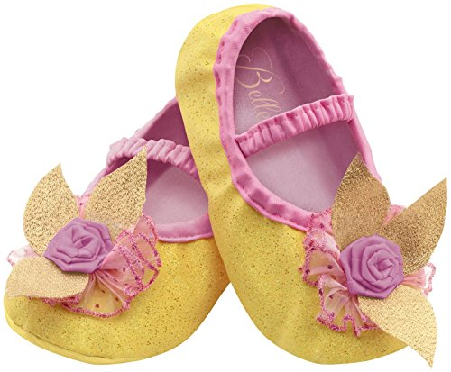 Disguise Inc - Disney Princess Belle Toddler Slippers