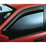 ClimAir CLI0033528 Wind Deflector Pro VW Tiguan 5 Door 2007 on