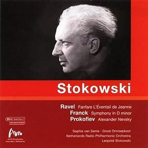 Ravel: Fanfare L'Éventail de Jeanne; Franck: Symphony in D minor; Prokofiev: Alexander Nevsky