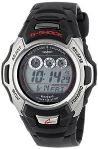 Casio Men's GWM500A-1 G-Shock Solar Atomic Digital Sports Watch