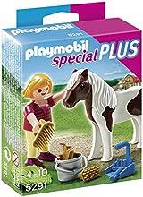Comprar Playmobil Especiales Plus - Niña con poni (5291)