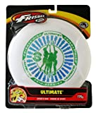 Wham-O UPA Frisbee 175g Ultimate Disc White Green
