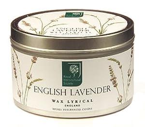 Wax Lyrical Royal Horticultural Society Tin Candle by Wax Lyrical