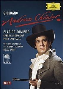 Giordano - Andrea Chenier / Domingo, Benackova, Cappuccilli, Barbieri, Zednik, Santi, Vienna Opera