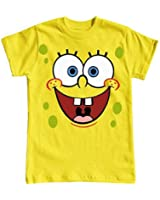 SpongeBob Happy Face 4-16 Youth Unisex T-Shirt