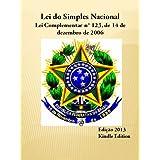 Lei do Simples Nacional, Lei complementar n° 123, de 14 de dezembo de 2006