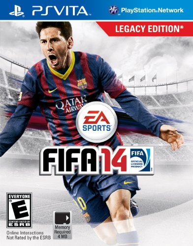 FIFA 14 - PlayStation Vita