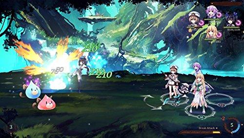 勇者ネプテューヌ 世界よ宇宙よ刮目せよ! ! アルティメットRPG宣言! ! - PS4 ゲーム画面スクリーンショット6