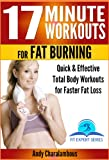 17 Minute Workouts for Fat Burning - Quick & Effective Total Body Workouts for Faster Fat Loss (Fit Expert Series)