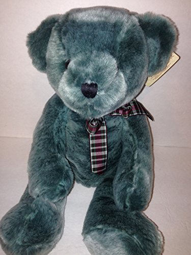 Russ Bears From the Past `Brambles` Mint Green Plush