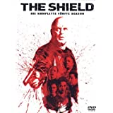 "The Shield - Die komplette f�nfte Season [4 DVDs]von ""Michael Chiklis"""