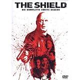 """The Shield - Die komplette f�nfte Season [4 DVDs]von """"Michael Chiklis"""""""