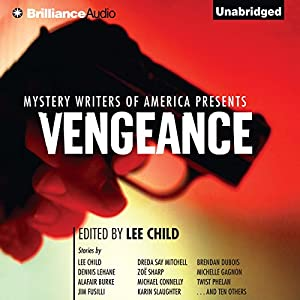 Mystery Writers of America Presents Vengeance Audiobook