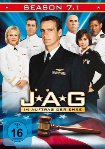 JAG: Im Auftrag der Ehre - Season 7, Vol. 1 [2 DVDs]