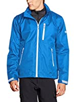WÄFO Chaqueta Impermeable (Azul Royal)