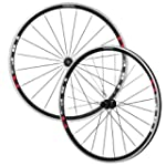 Shimano WH-R501 Wheel Set Black with...