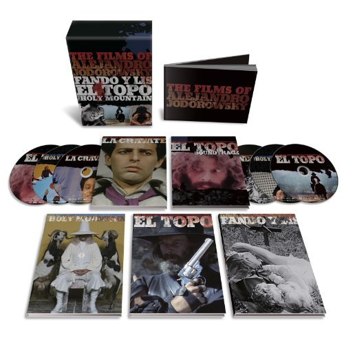 アレハンドロ・ホドロフスキー DVD-BOX