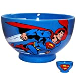 Superman Cereal Bowl