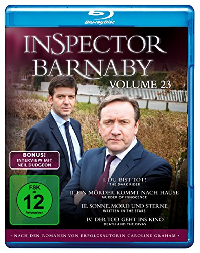 Inspector Barnaby Vol. 23 [Blu-ray]