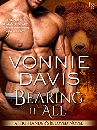 Bearing It All: A Highlander's Beloved Novel by Vonnie Davis ebook deal