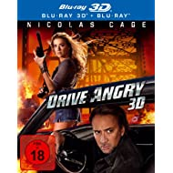 Drive Angry (2D + 3D Version) [3D Blu-ray]